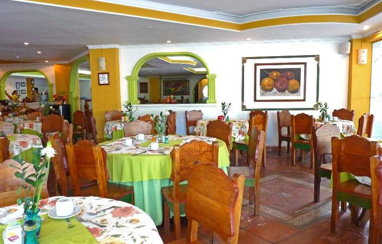 Sol Caribe Sea Flower - Restaurant - 6