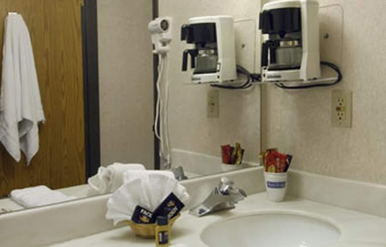 Ambassador Strip Inn Travelodge - Room - 8