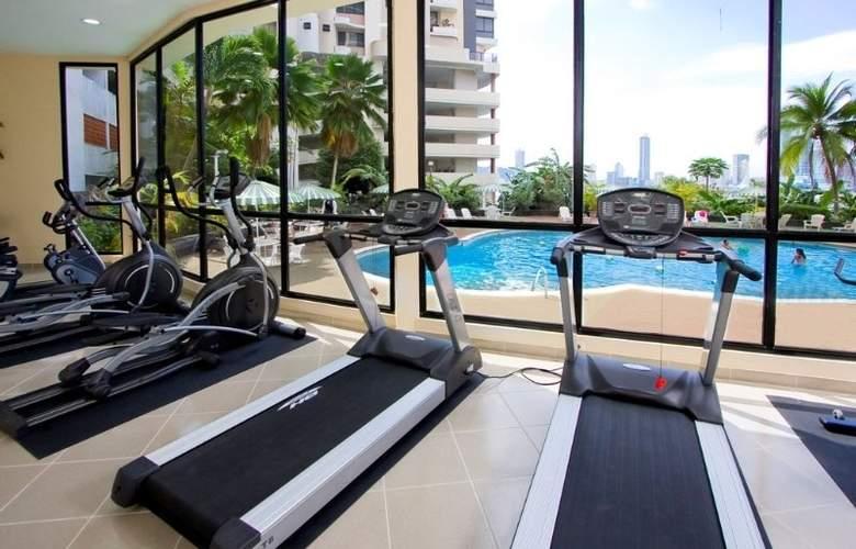 Plaza Paitilla Inn - Sport - 6