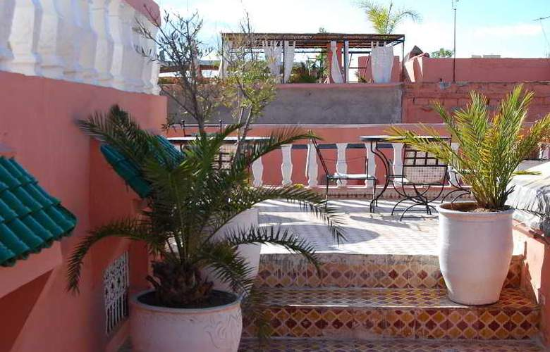 Riad Les Oliviers - Terrace - 19