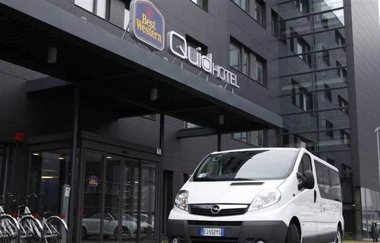 Best Western Quid Trento - Hotel - 21