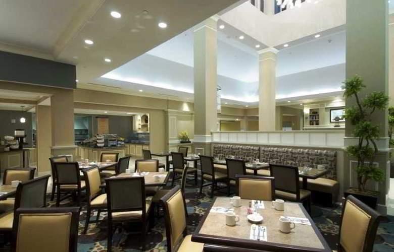 Hilton Garden Inn Mount Holly/Westampton - Restaurant - 25