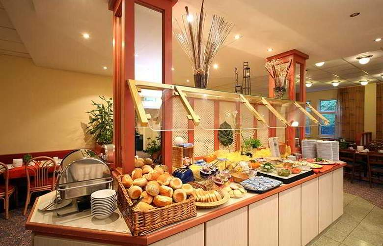 ACHAT Hotel Mannheim/Hockenheim - Restaurant - 4