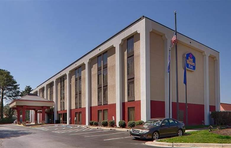 Best Western Plus Portsmouth-Chesapeake - Hotel - 41