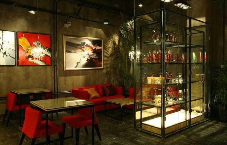 Sentury Apartment - Restaurant - 11