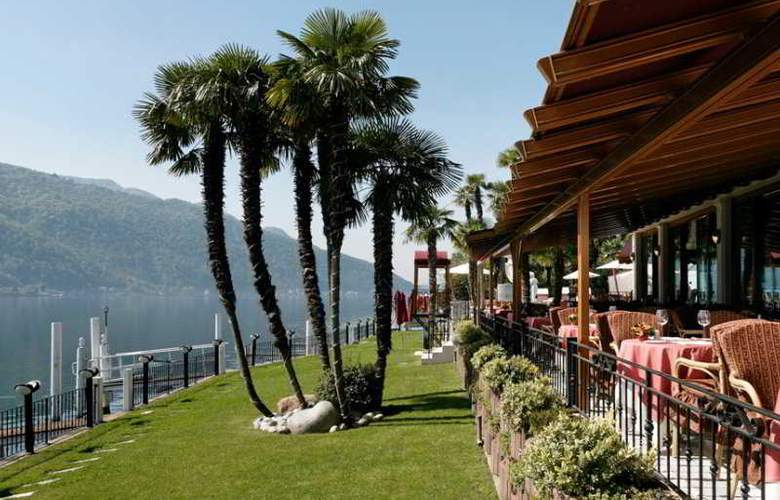Hotel Swiss Diamond Lugano - Restaurant - 8
