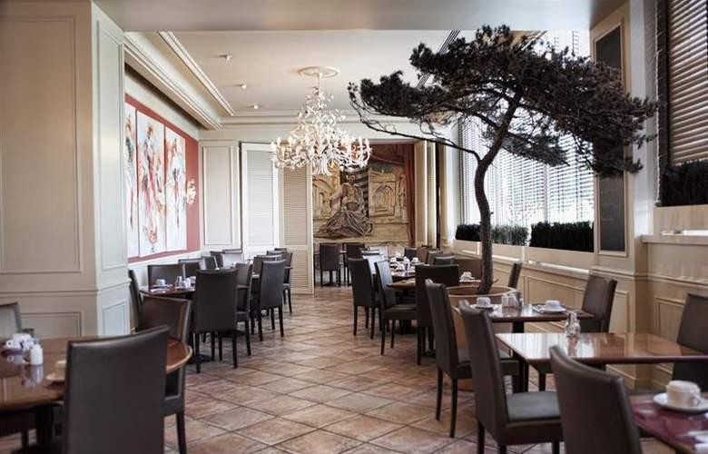 Best Western Le Galice Centre-Ville - Restaurant - 113