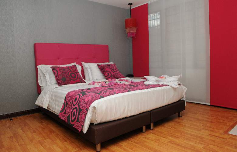 Kolor Hotel Boutique - Room - 11