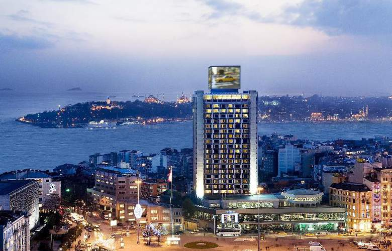 The Marmara Taksim - Istanbul - General - 3