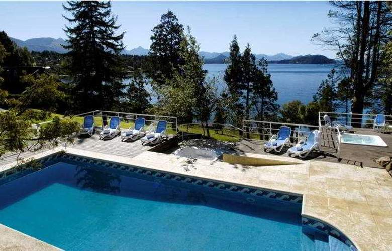 Charming Luxury Lodge & Private Spa - Pool - 5