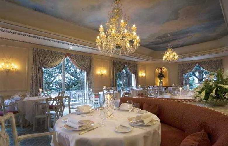 Olissippo Lapa Palace - The Leading Hotels of the World - Restaurant - 8
