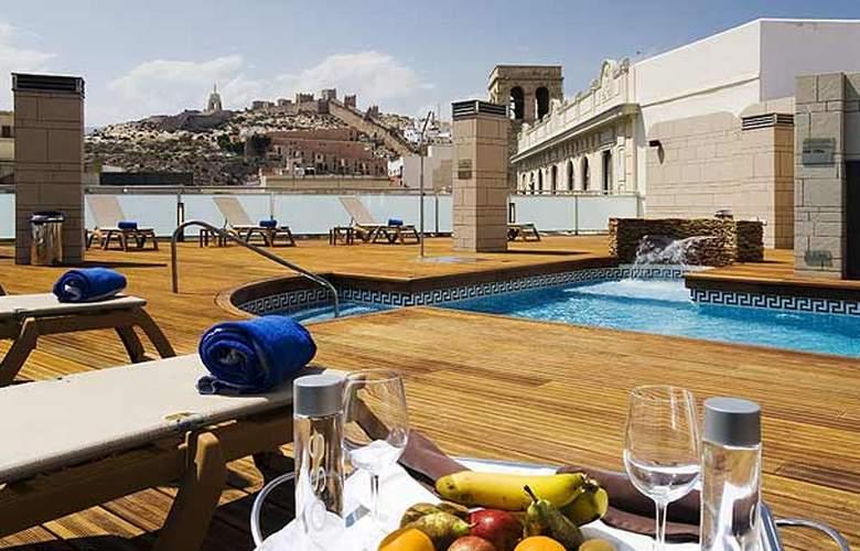 Ac Almeria - Pool - 12