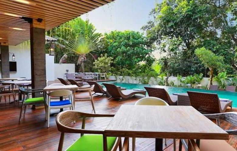Pandawa All Suite Hotel - Pool - 1