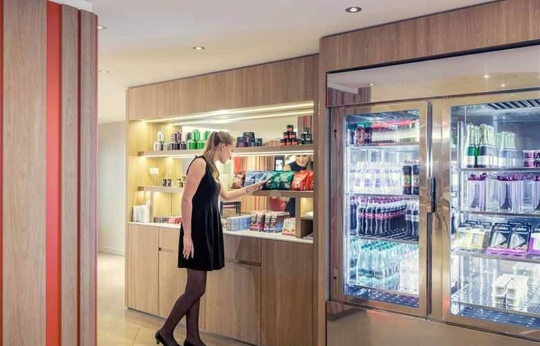 Mercure Paris Montmartre Sacre Coeur - Bar - 27