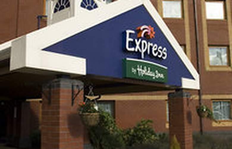 Holiday Inn Express Bristol North - Hotel - 0