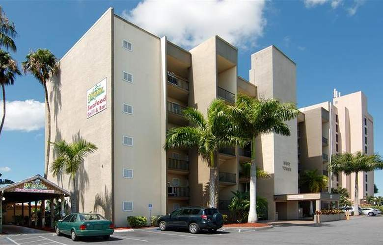 Best Western Fort Myers Waterfront - Hotel - 62