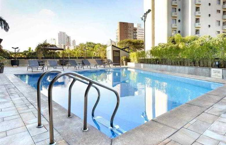 Grand Mercure Sao Paulo Ibirapuera - Pool - 18