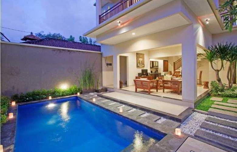 Villa Madhya - Pool - 3
