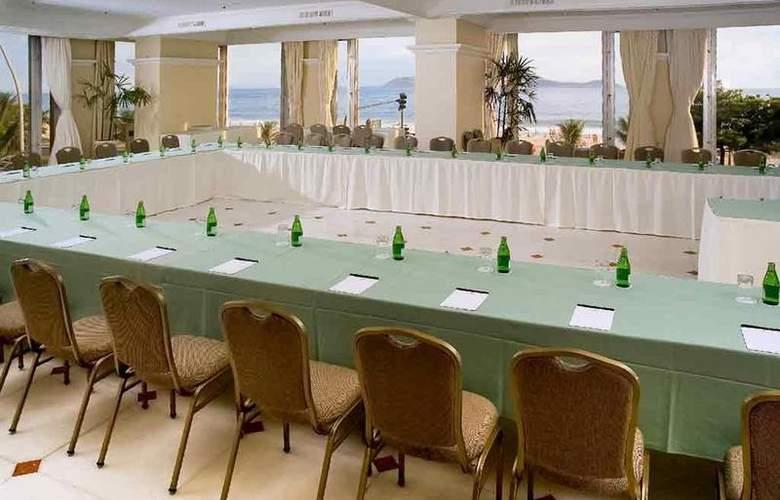 Sofitel Rio de Janeiro Ipanema - Conference - 51