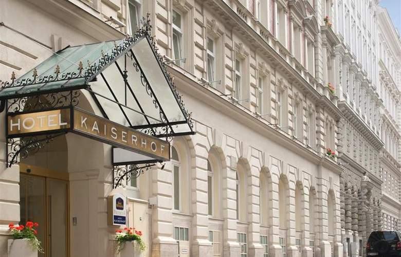Kaiserhof Wien - Hotel - 85