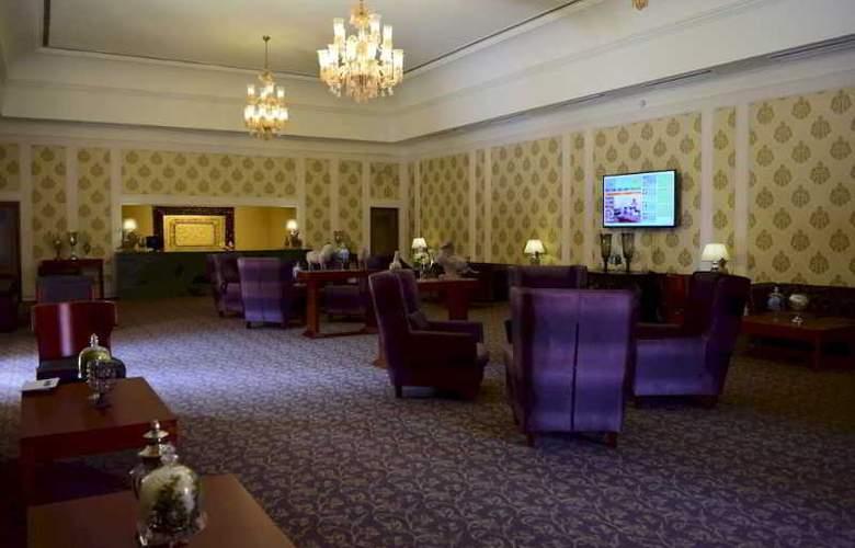 Vesta Bikaner Palace - Restaurant - 12