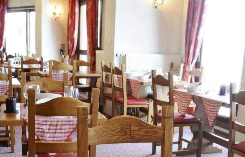 Chalet Hotel Le Menuire - Restaurant - 4