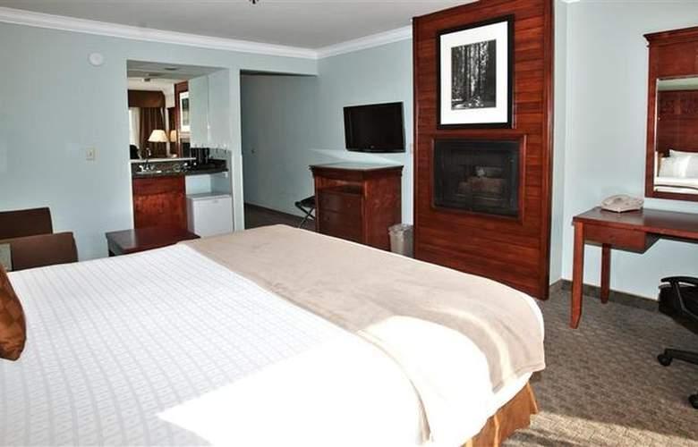 Best Western Plus Forest Park Inn - Room - 23