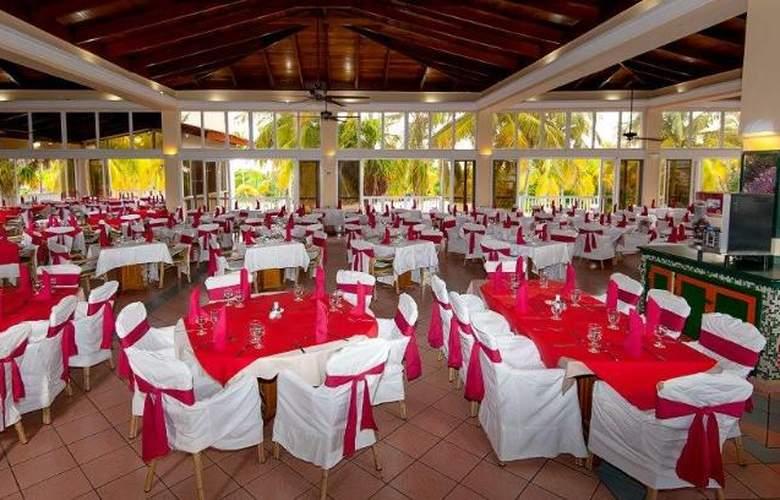 Complejo Cactus-Tuxpan - Restaurant - 17