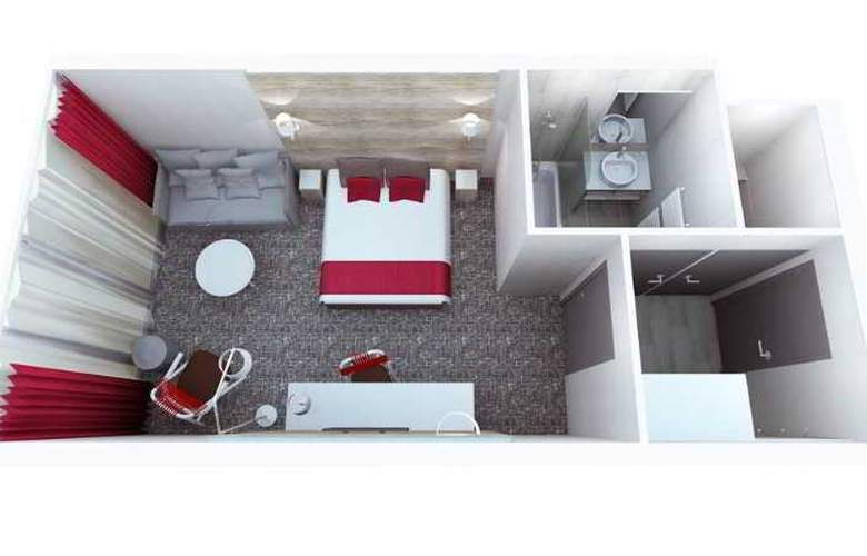 Le Pic Blanc - Hotel - 3