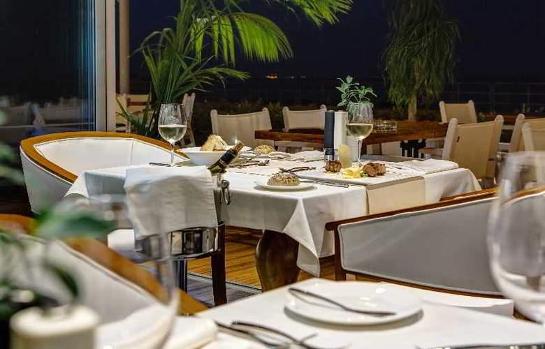The Ciao Stelio Deluxe Hotel - Restaurant - 11