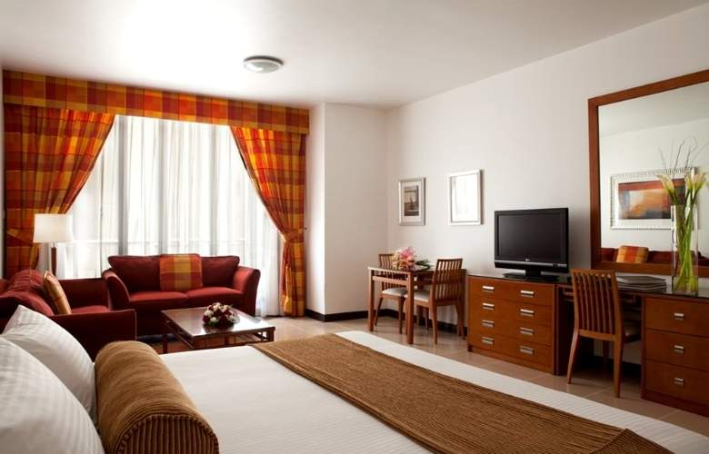 Golden Sands Hotel Apartments - Room - 8