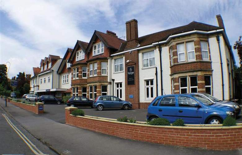 Best Western Linton Lodge Oxford - Hotel - 122