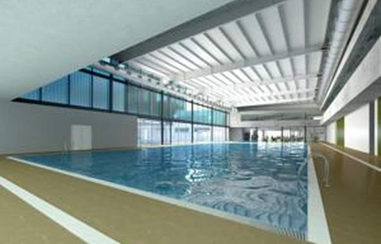 Sercotel JC1 Murcia - Pool - 1