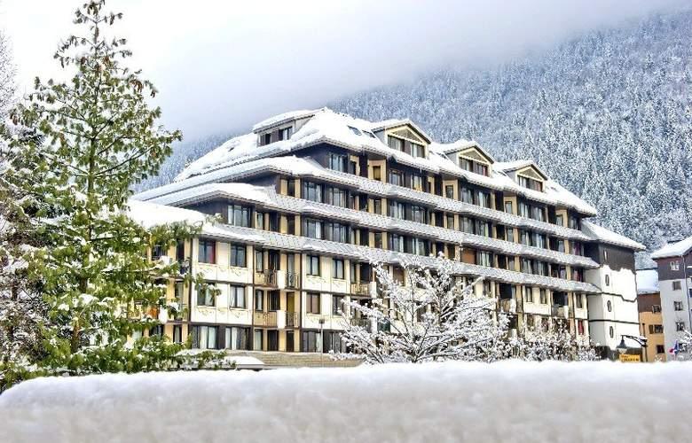 Résidence Maeva Le Chamois Blanc - Hotel - 4