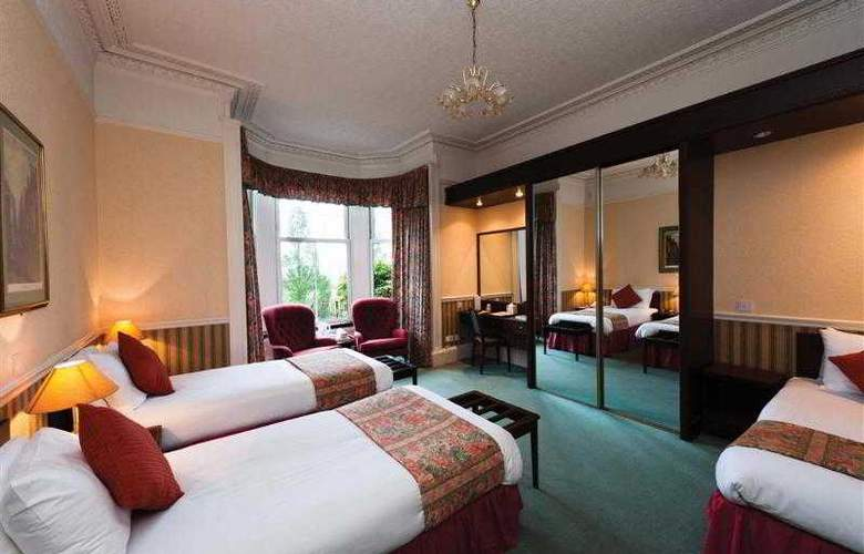 BEST WESTERN Braid Hills Hotel - Hotel - 186