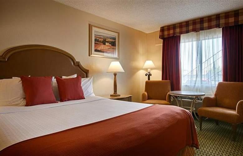 Best Western Roseville Inn - Room - 10