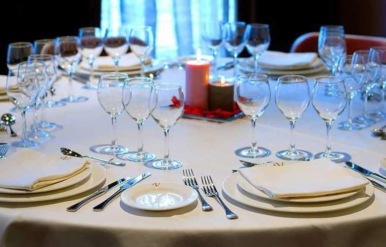 Vincci Frontaura - Restaurant - 12