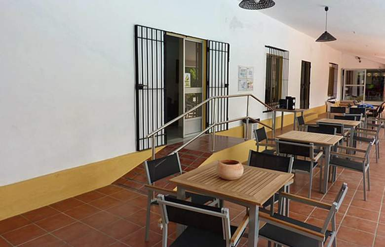 Albergue Inturjoven Marbella - Terrace - 5