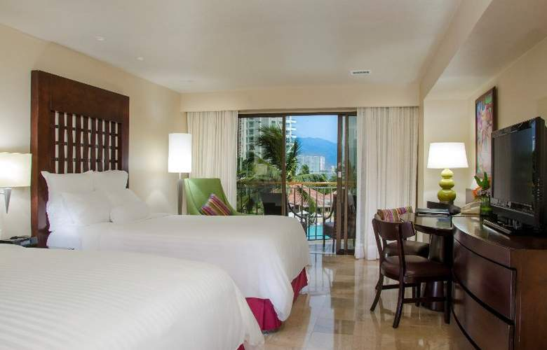 CasaMagna Marriott Puerto Vallarta Resort & Spa - Room - 2
