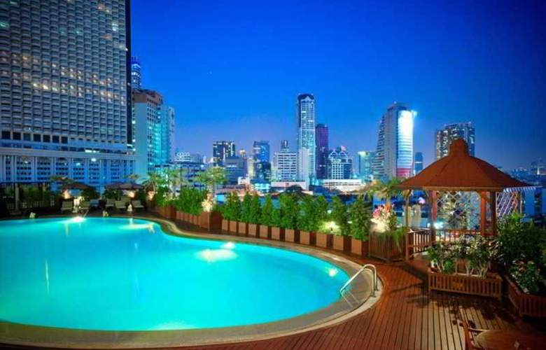 Centre Point Silom - Pool - 8