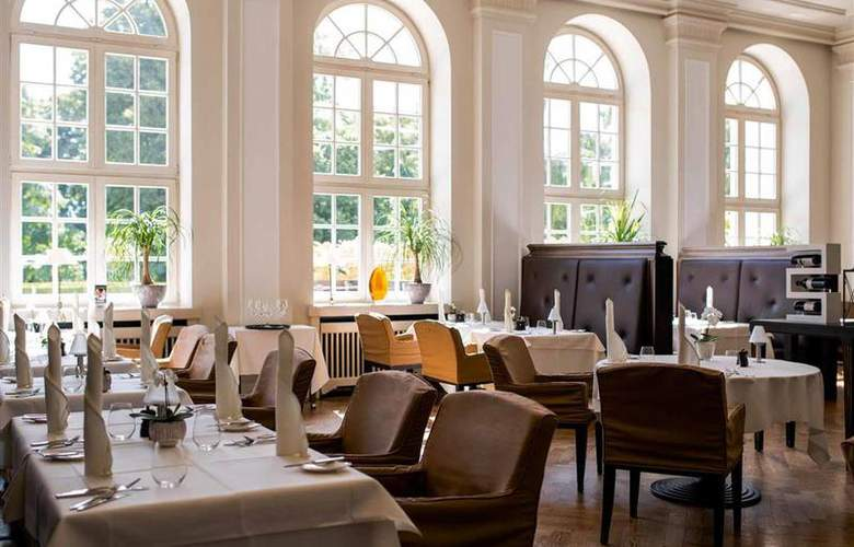 Pullman Aachen Quellenhof - Restaurant - 94