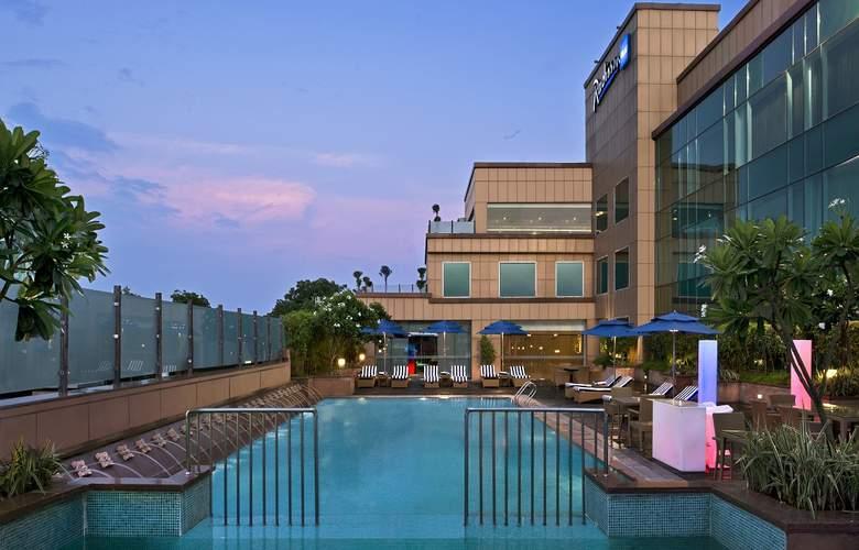Taj Hotel & Convention Centre - Pool - 3
