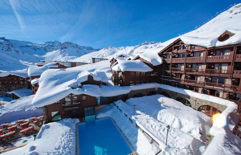 Hotel Village Montana - Pool - 4