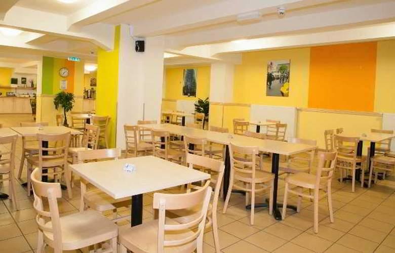 A&O Dortmund Hauptbahnhof - Restaurant - 25