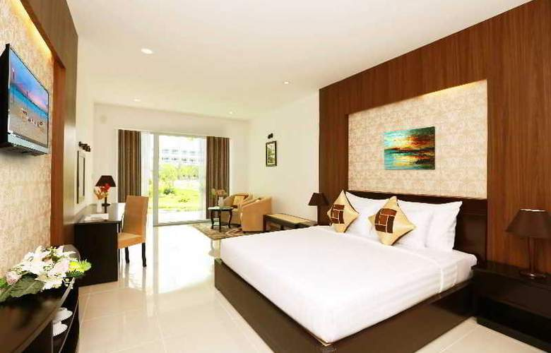 The Sailing Bay Beach Resort - Room - 13