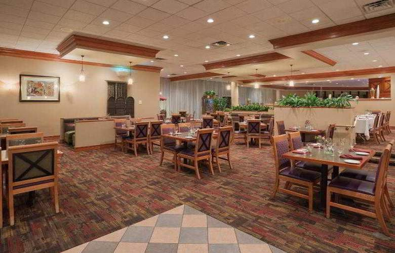 Crowne Plaza Hotel San Jose Valley - Restaurant - 27