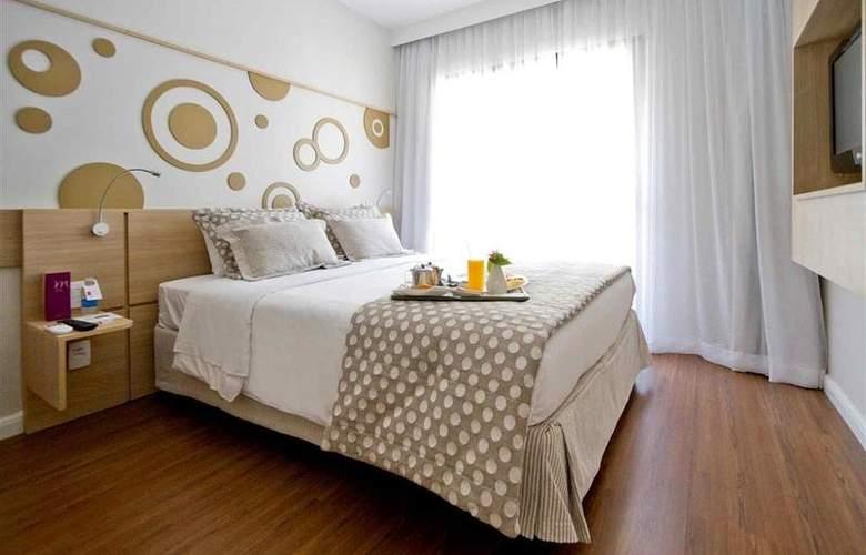 Mercure Sao Paulo Alamedas - Hotel - 21