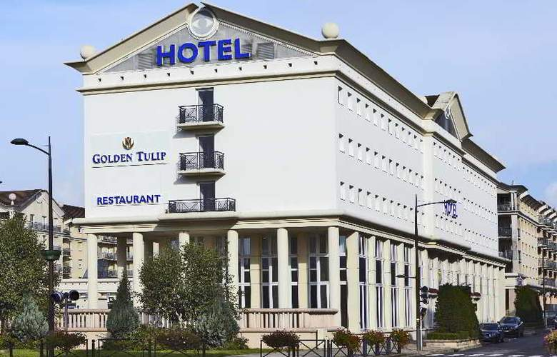 Mercure Marne La Vallee Bussy St Georges - Hotel - 0