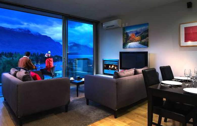 Pounamu Apartments - Room - 6