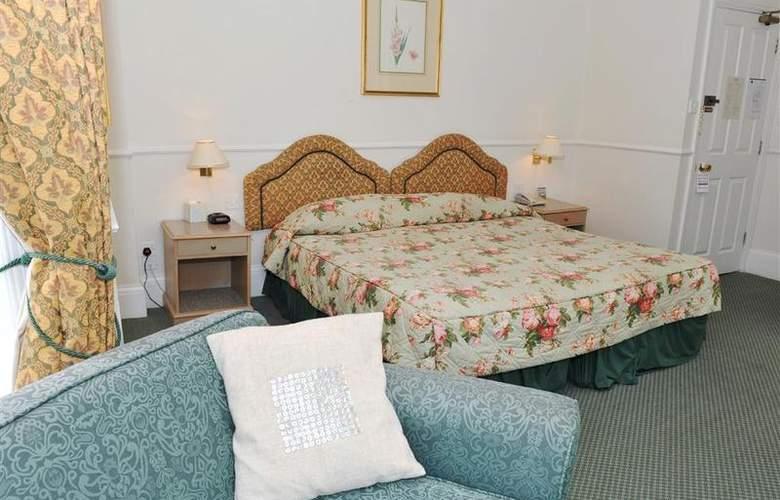 Best Western Montague Hotel - Room - 107
